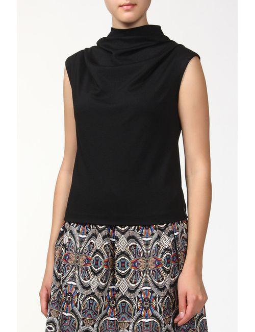 BERTEN | Женская Чёрная Блуза
