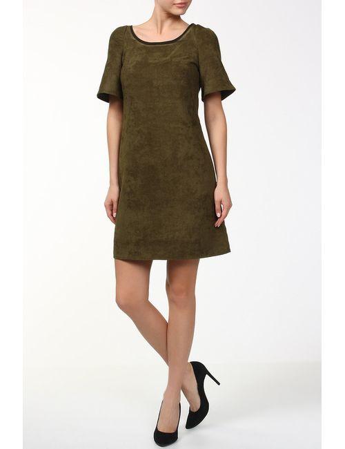 BERTEN | Женское Зелёное Платье