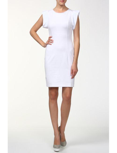 BERTEN | Женское Белое Платье