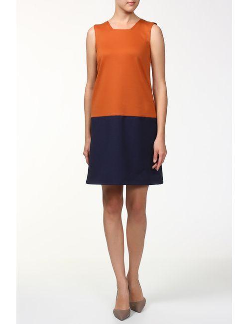 BERTEN | Женское Оранжевое Платье