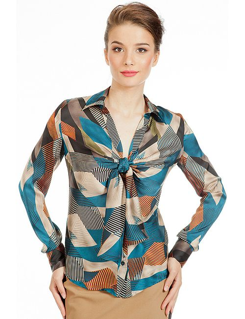 Levall | Женская Многоцветная Блузка