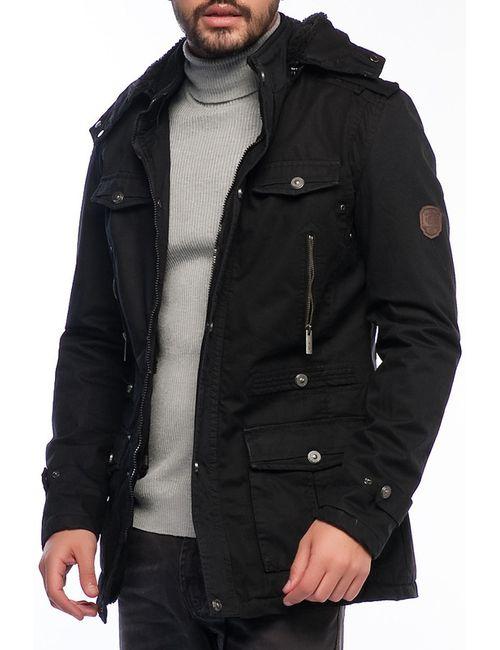 LET'S GO | Мужская Черный Куртка