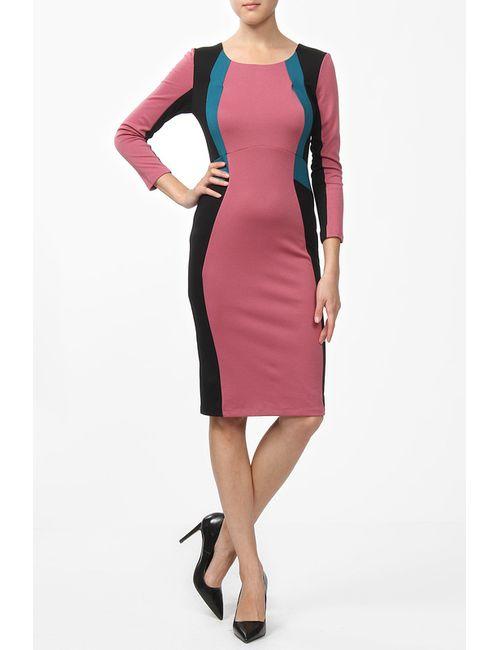 Мадам Т | Женское Многоцветное Платье