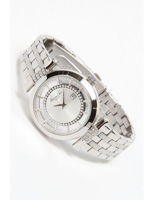 Kenneth Cole New York | Женские Серебряные Часы