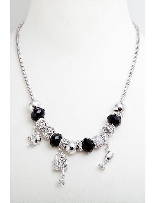 Asavi Jewel | Женское Серебряное Колье
