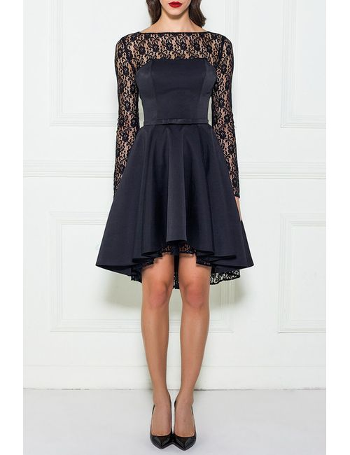 Isabel Garcia | Женское Чёрное Платье
