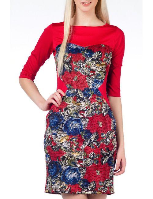 Duse | Женское Красное Платье
