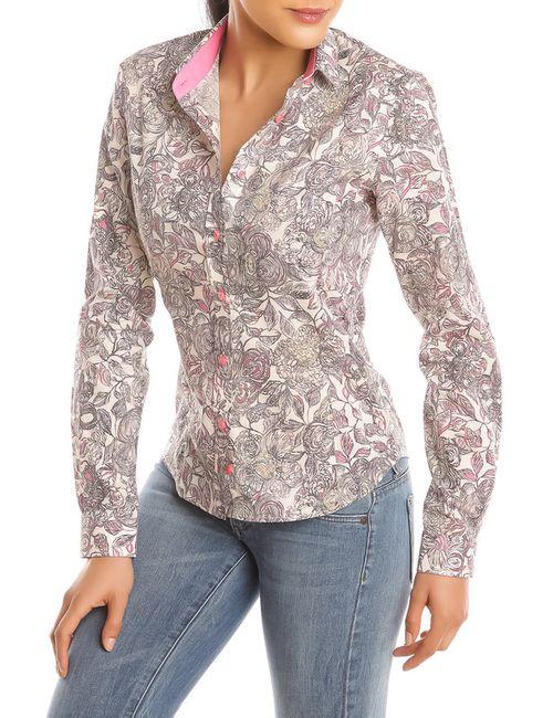 Gazoil | Женская Многоцветная Рубашка