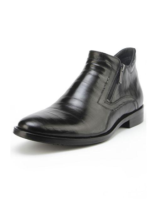 Milana | Мужские Чёрные Ботинки