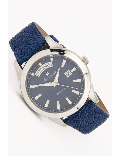 Jean Marcel | Мужские Серебряные Часы Наручные