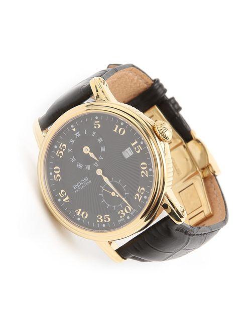 Epos | Мужские Жёлтые Часы Наручные