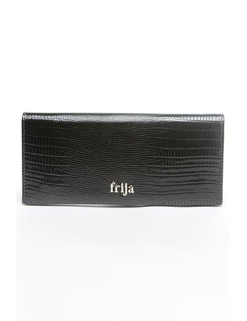 Frija | Женский Чёрный Кошелек