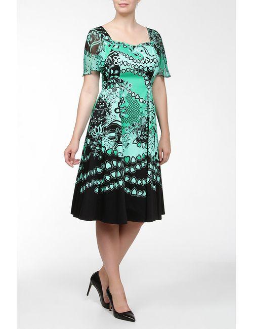 Elisa Fanti | Женское Зелёное Платье