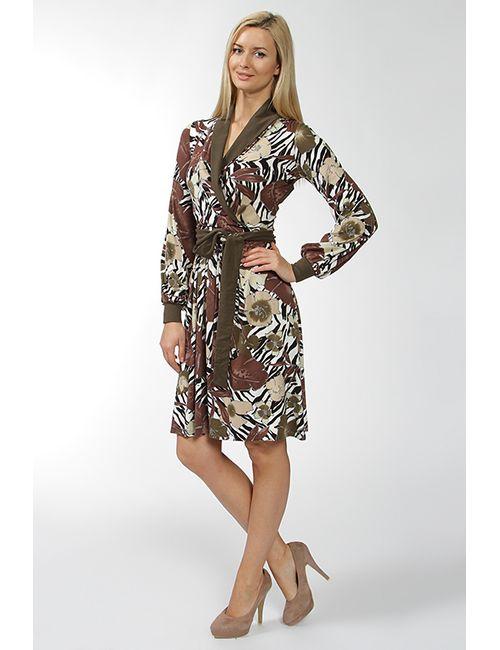 Lissa | Женское Коричневое Платье