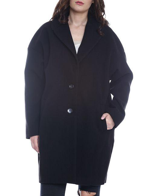 Bellissima | Женское Чёрное Пальто