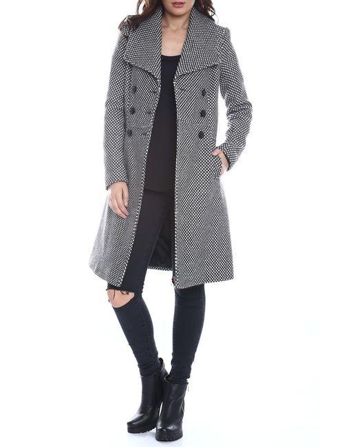 Moda Di Chiara | Женское Белое Пальто