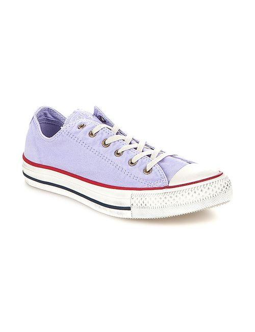 Converse | Женские Фиолетовые Кеды