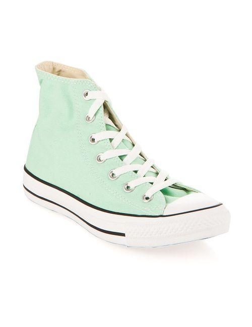 Converse | Женские Зелёные Кеды
