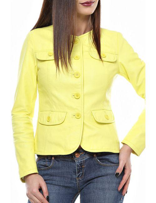 L.Y.N.N By Carla Ferreri | Женская Жёлтая Куртка