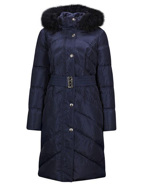 Finn Flare | Женское Голубое Пальто