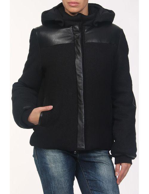 Athe Vanessa Bruno | Женская Черный Куртка Капюшон