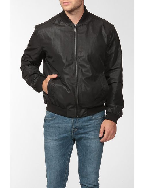 Versace | Мужская Чёрная Куртка
