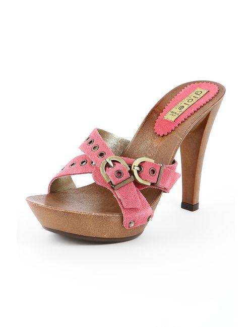 Gioie Italiane   Женское Розовое Сабо