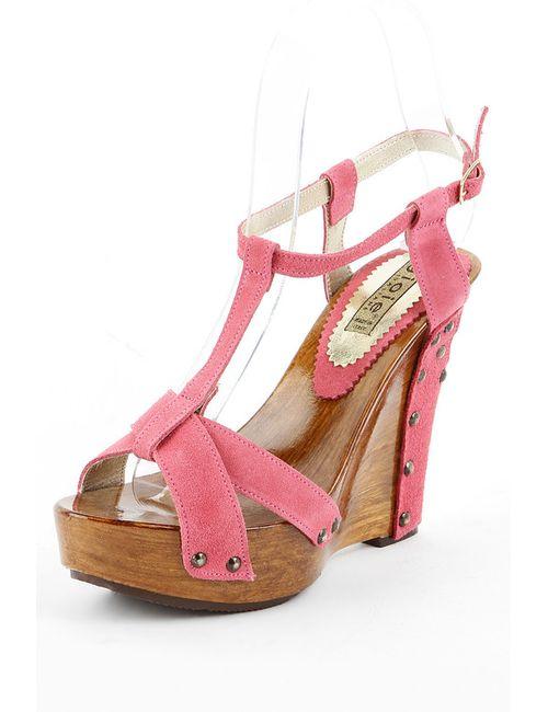 Gioie Italiane | Женские Розовые Туфли