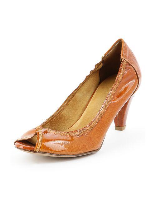 Sk | Женские Оранжевые Туфли