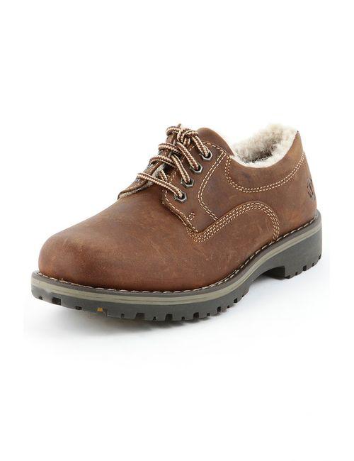 Sk | Мужские Коричневые Ботинки