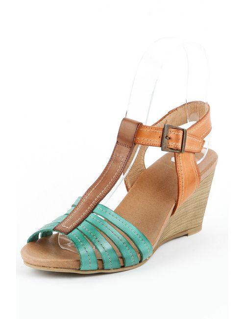 Sk | Женские Коричневые Туфли