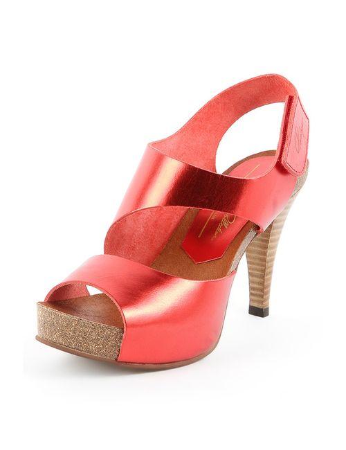 Penelope | Женские Красные Туфли