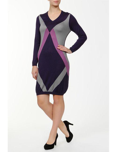 Русский Сезон | Женское Фиолетовое Платье