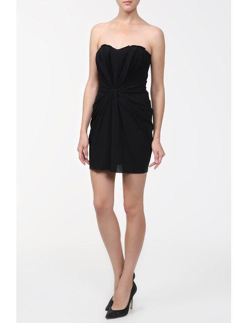 Dolce & Gabbana | Женское Чёрное Платье