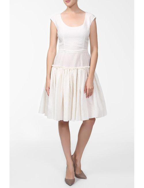 Dolce & Gabbana | Женское Белое Платье