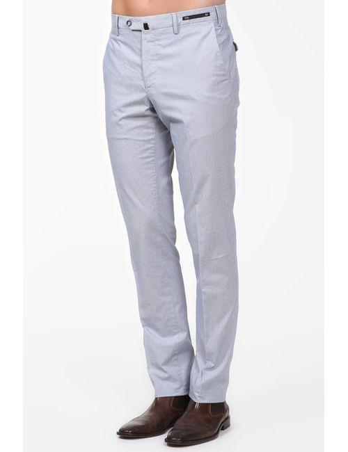 Pantaloni Torino   Мужские Голубы Брюки