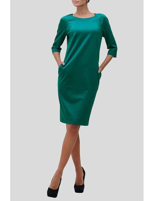 MAYAMODA | Женское Зелёное Платье