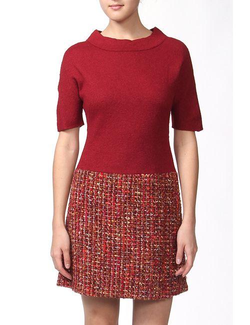 MAYAMODA | Женское Красное Платье