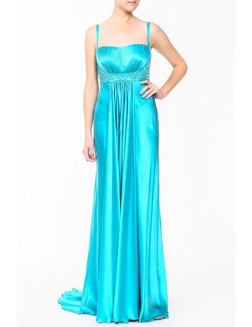 Dina Bar-El | Женское Голубой Платье
