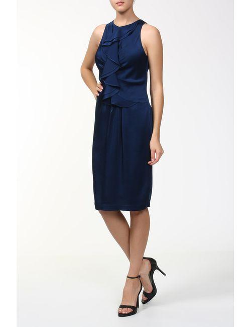 St. John | Женское Синее Платье