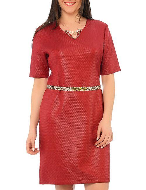 Milanesse | Женское Красное Платье