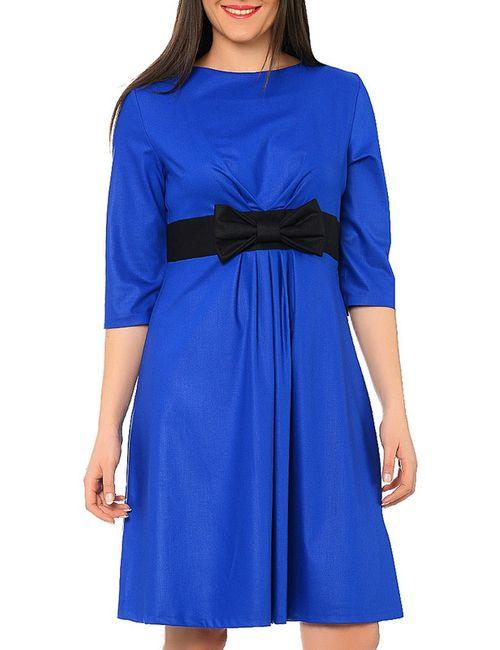 Milanesse   Женское Синее Платье