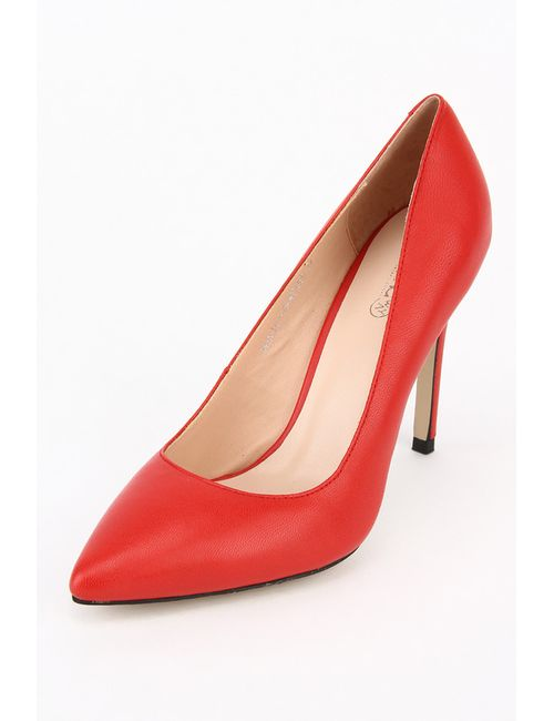 Spring Way   Женские Красные Туфли