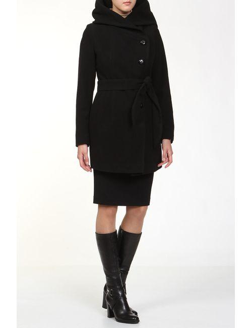 КОРУ-СТИЛЬ | Женское Черный Пальто