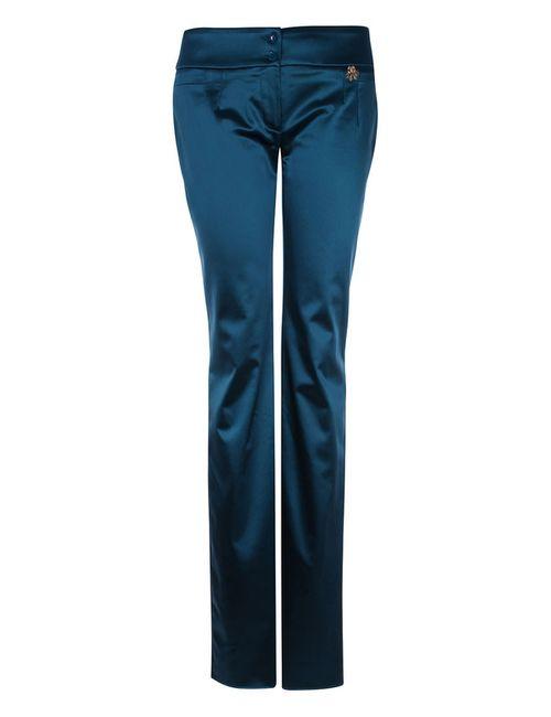 Galliano | Женские Синие Брюки