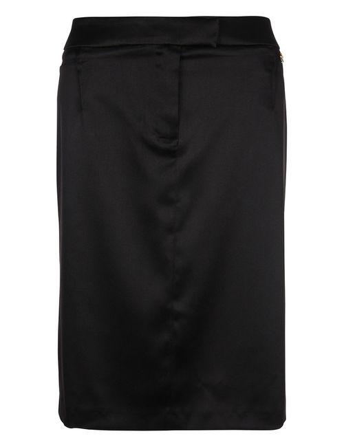 Galliano | Женская Чёрная Юбка