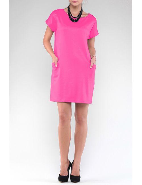 Maurini | Женское Розовое Платье