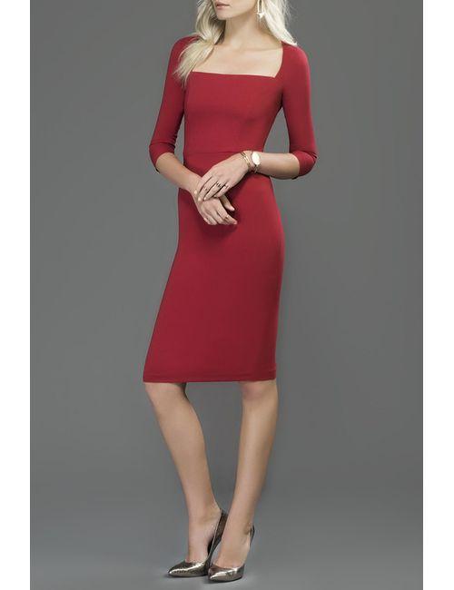 Milla | Женское Красное Платье