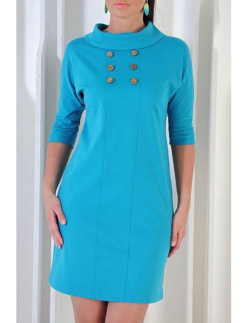 Monocollection | Женское Зелёное Платье