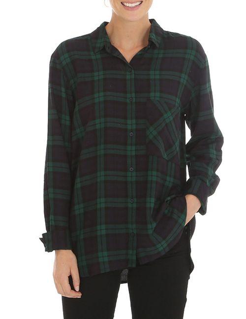 CANTARELLI MILANO | Женская Зелёная Рубашка